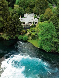 Huka Lodge 2012