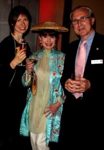 Claire Hamer, Alison and Tito