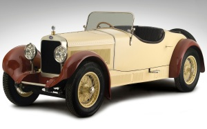 Hatmatters - Delage DMS Roadster 1929