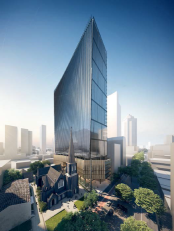 39 storied building proposed by Leightons