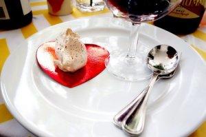 Heartfelt dessert